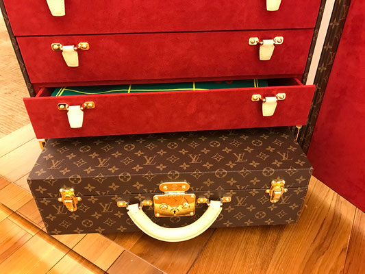 Malle casino Louis Vuitton vintage