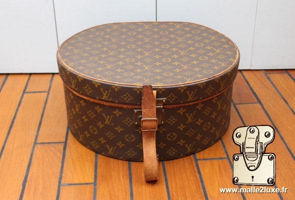Boite a chapeau Louis Vuitton 40 cm - M23624 - Malle 2 de Luxe