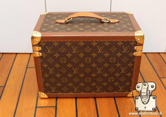 Vanity Louis Vuitton arrière case