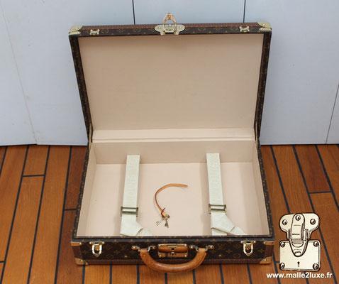 cotteville Louis Vuitton valise M21422 vintage