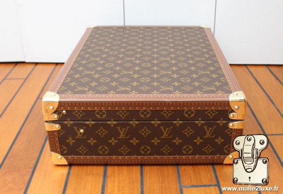 cotteville Louis Vuitton valise M21422 magnifique