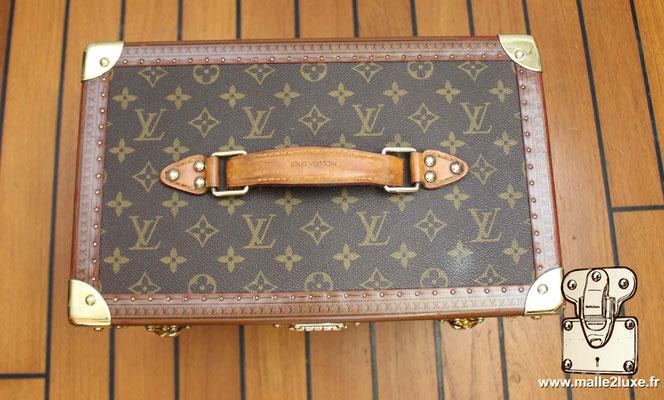 Vanity Louis Vuitton poignée