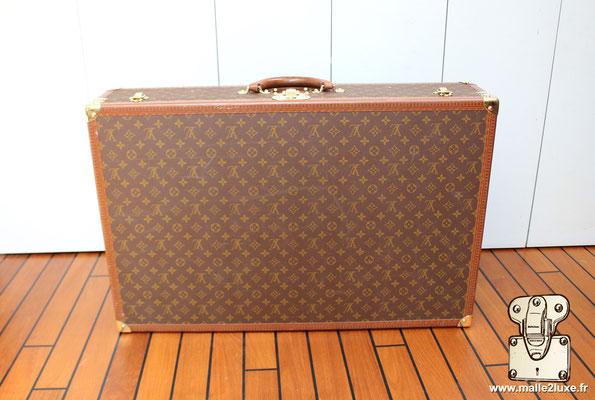 Valise vintage bisten Louis Vuitton 80 parfaite