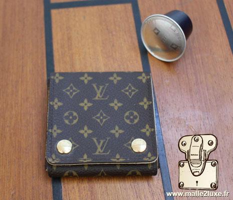 etui souple Louis Vuitton bijoux