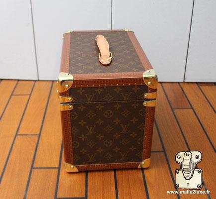 Vanity Louis Vuitton toile monogram 1990 boite a pharmacie