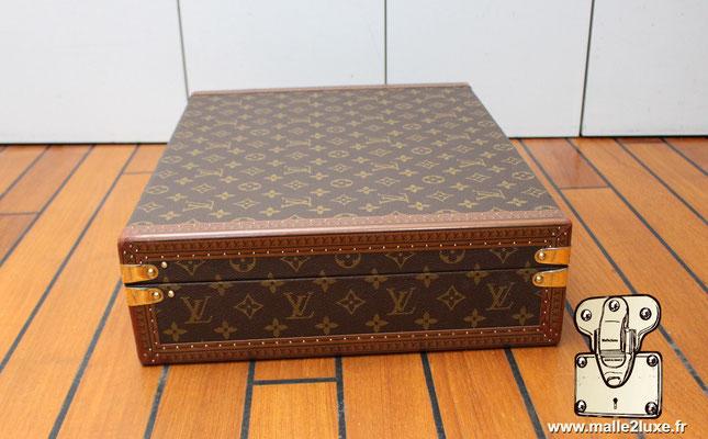 valise president Louis Vuitton monogram vintage cot&