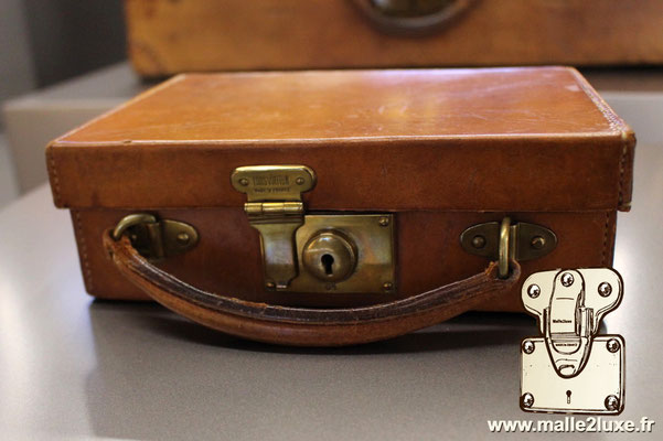 louis vuitton mini suitcase lock small
