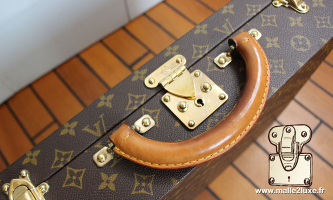 Valise diplomate Louis Vuitton M53020 serrure mini