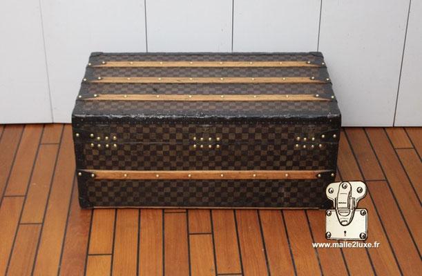 serrure cuivre malle louis Vuitton
