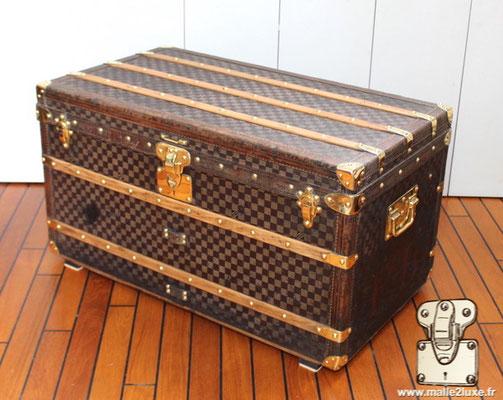 malle courrier Louis Vuitton 1898