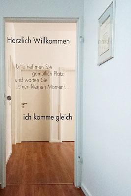 Empfang - Praxis Dr. Liselotte Hutzel