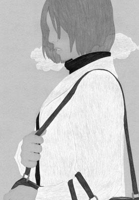 小説新潮 03月号(2019)『愛で放す・後編』一木けい氏著 挿絵 出版:新潮社