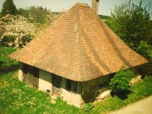 Backhaus vor 1998