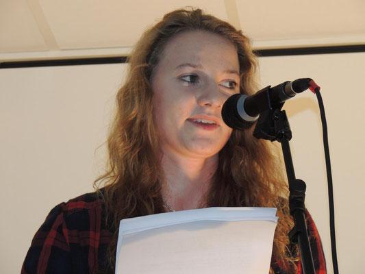 Gina Heitmann im Rausche der Verliebtheit
