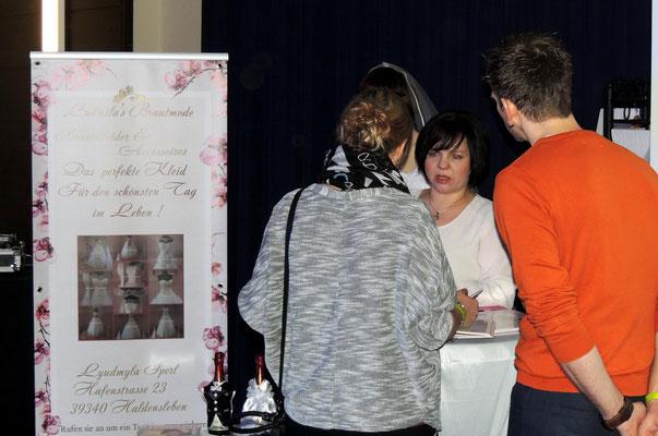 Brautmoden von Ludmila Sperl aus Haldensleben
