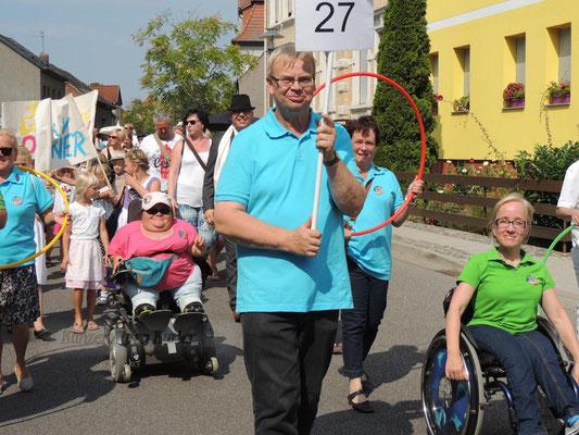 Der Gesundheits- und Behindertensportverein.