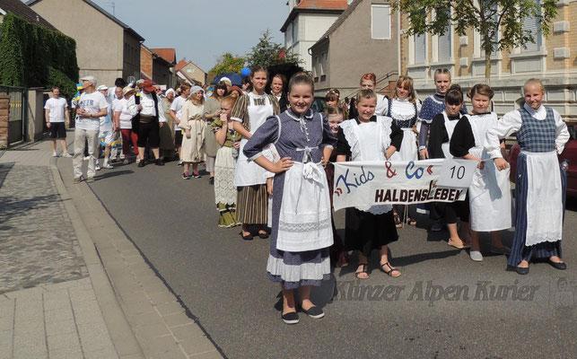 Kids und Co aus Haldensleben.