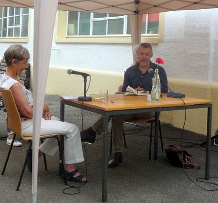 Lesung mit Kai Weyand, Moderation Anne Peschlow