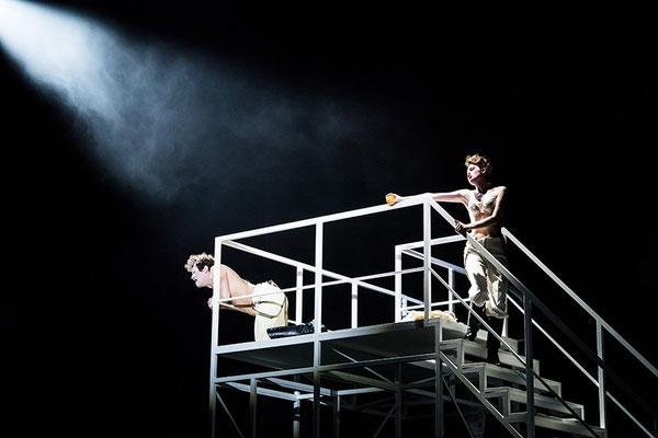 """""""Diodati.Unendlich"""" am Theater Basel - Augusta Leigh (C) Sandra Then"""