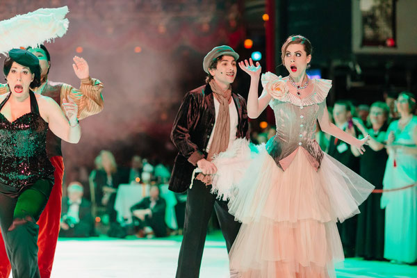 """Opernball """"Moulin Rouge"""" am Theater Augsburg (C) Theater Augsburg"""