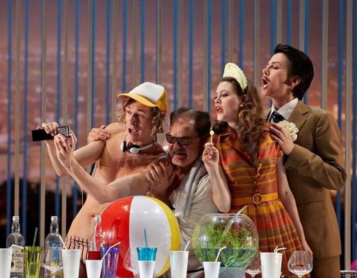 """La Finta Giardiniera"" am Theater Augsburg - Serpetta (C) A. T. Schaefer"