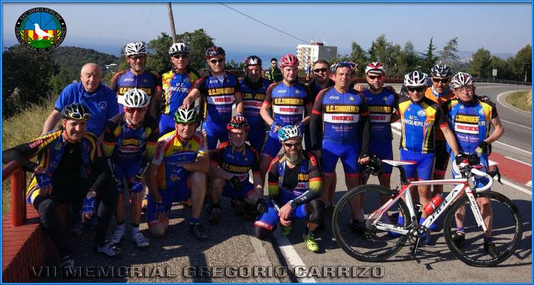 VII Memorial Gregorio Carrizo U.C.Singuerlin