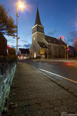 """Kirche """"zur schmerzhaften Mutter"""", Kürten-Biesfeld"""