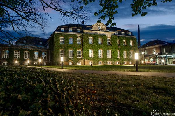 Verwaltungsgebäude der Zanders Feinpapiere AG