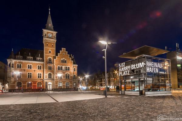 Hafenkontor, Rheinauhafen Köln