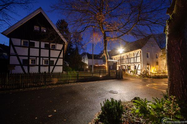 Fachwerkhäuser in Unterhebborn
