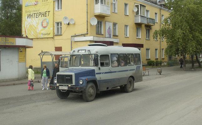 russischer Bus :)
