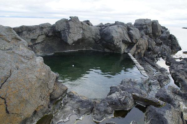 der schönste Hotpot in Island