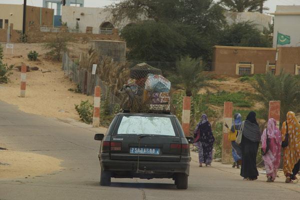 afrikanisches Transportwesen
