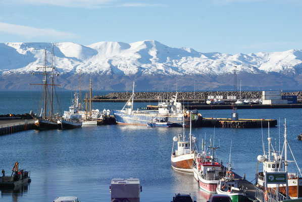 Hafen Husavik