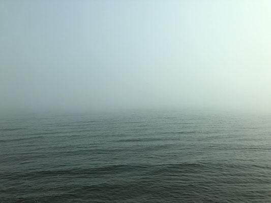 jetzt ist der Baikal so groß und man sieht nix