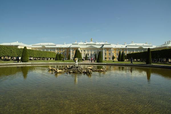 Eingang zum Peterhof