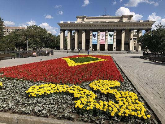 Oper , größer als in Moskau