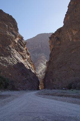 zum Snake Canyon