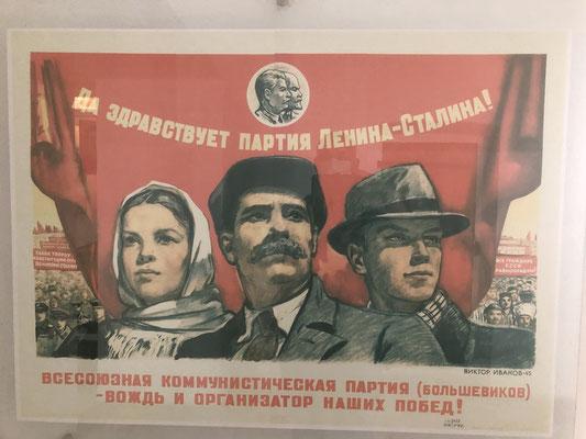 Volksgruppen in der UDSSR