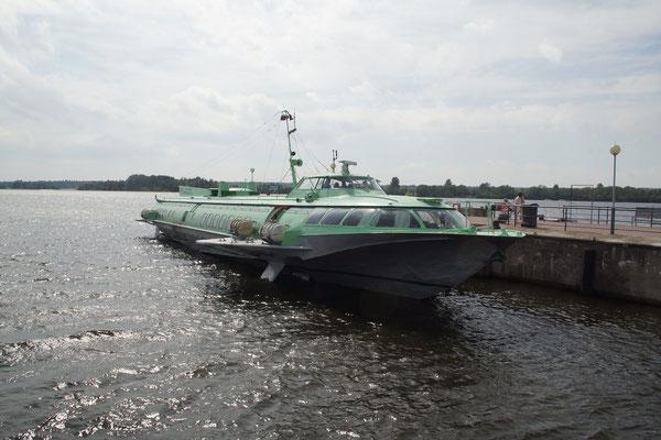 Meteor Tragflächenboot