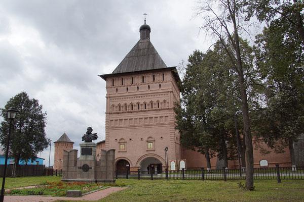 Kreml in Susdal