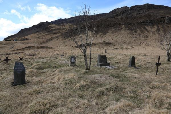 Gräber aus Anfang 1800