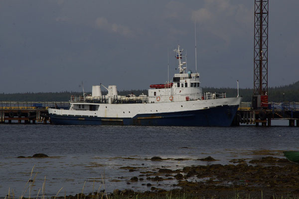 Schiff zur Klosterinsel