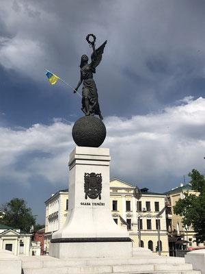 Frau Ukraine