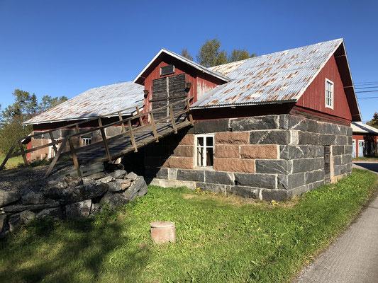 finnische Bauernhaus