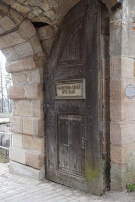 Tor der Wülzburg