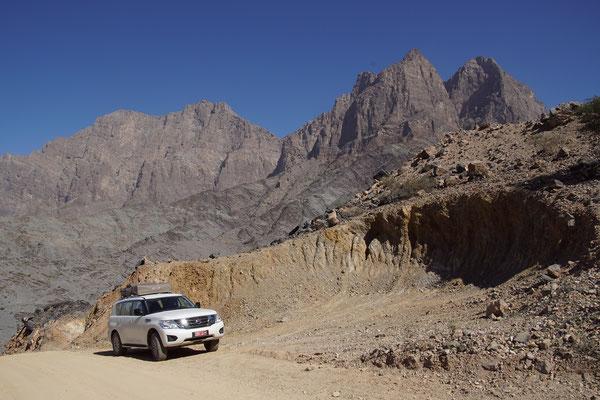"""durch den """"wilden Oman"""""""