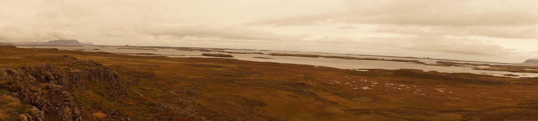 Schären im Norden von Snäfellsnes