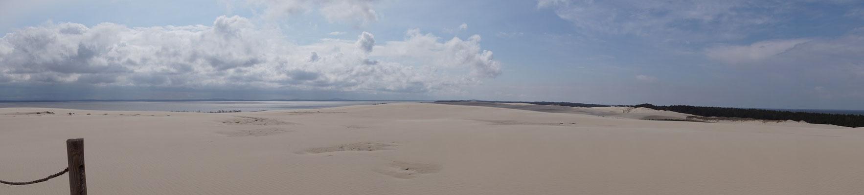 ein Hauch von Wüste