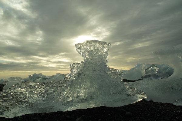 Licht und Eis